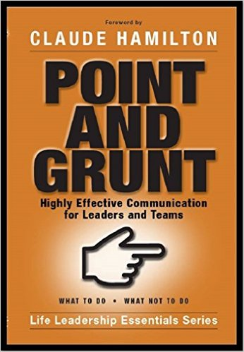 Point and Grunt